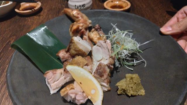 日向地鶏 長崎市居酒屋の魚店亜紗 (うおだなあさ)がスーパーおすすめ!