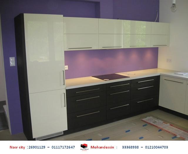 مطبخ acrylic