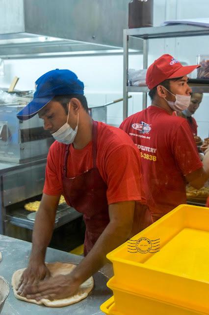 US Pizza Penang