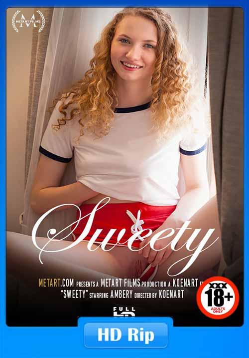 [18+] MetArt Ambery Sweety xXx 2017 480p HDRip 50MB x264