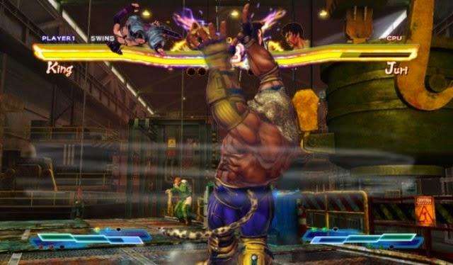 Street Fighter X Tekken Free Download PC Games