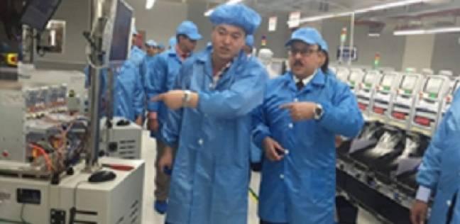 إنشاء مصنع جديد لإنتاج هواتف الجيل الرابع وتوفير مئات فرص عمل جديدة للشباب من خلال المشروع وتوسعات كبيرة في السوق المصري