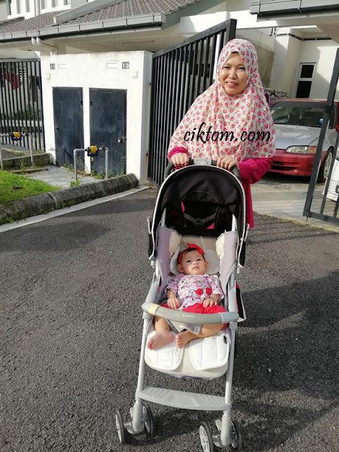 testimoni stroller liner mamaway
