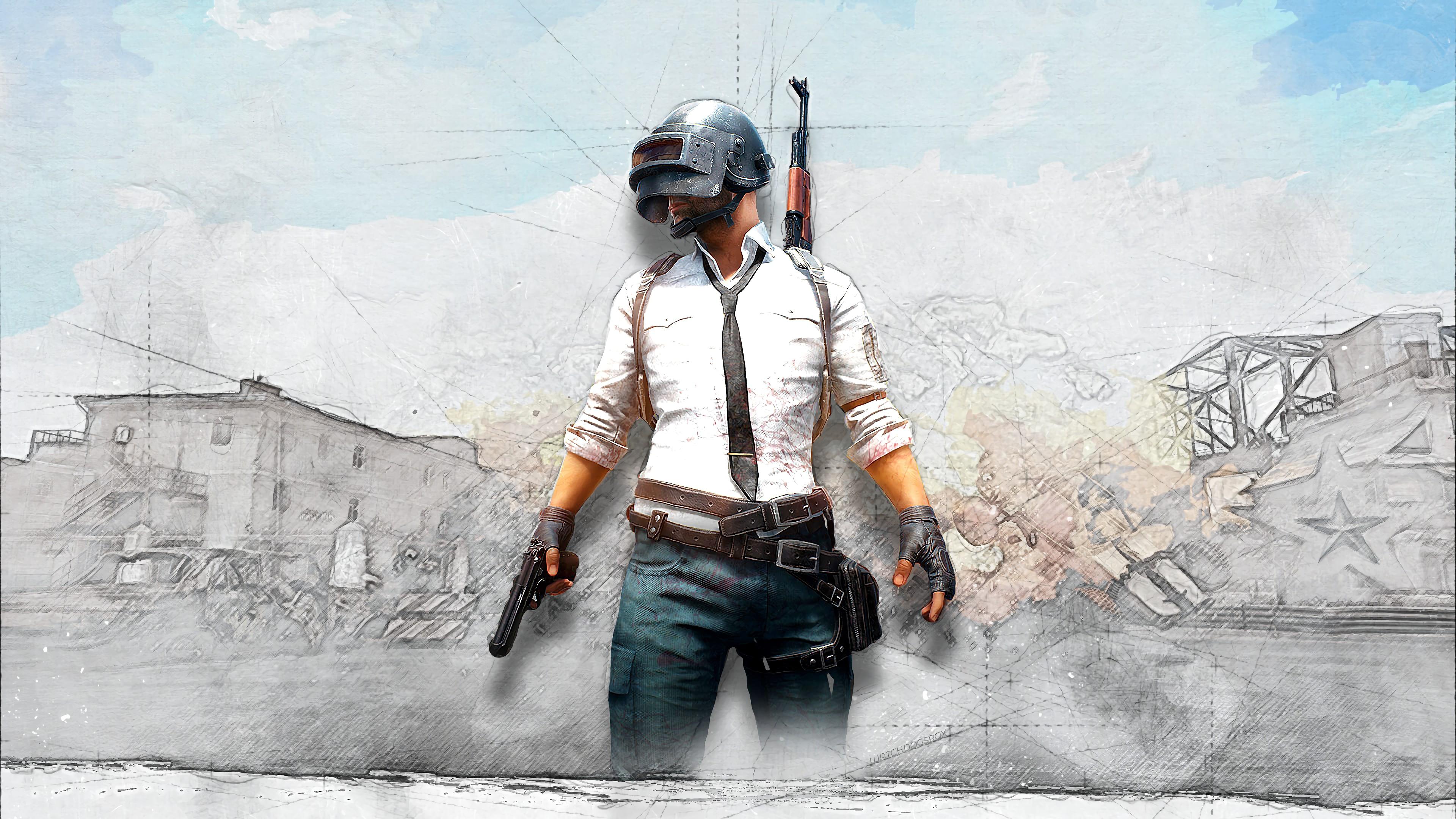 Pubg Playerunknowns Battlegrounds 4k Wallpaper 14