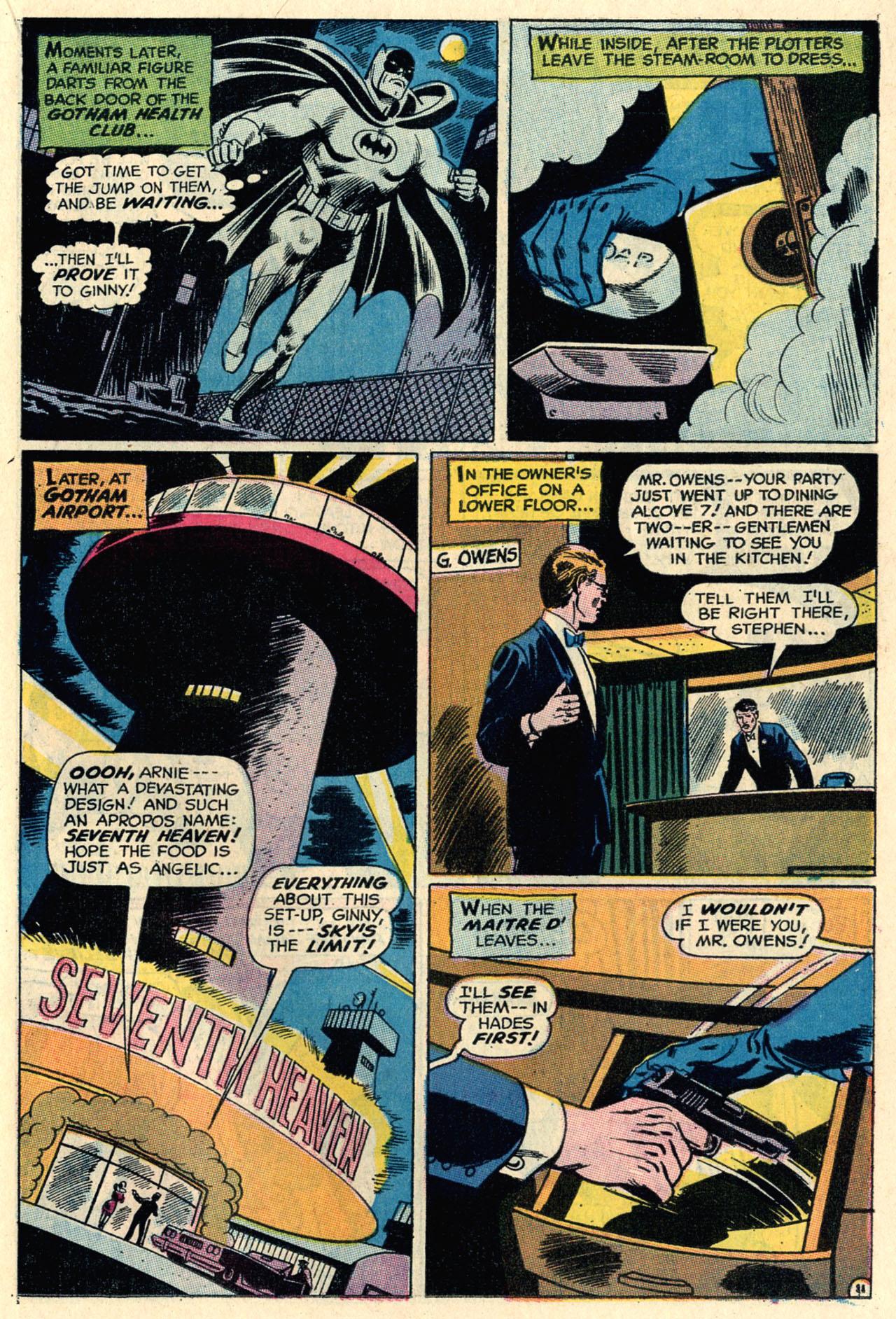 Detective Comics (1937) 391 Page 14