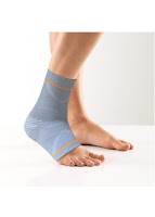 Ankle Support With Silicone Pressure Pads