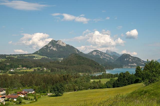 Von Hof bei Salzburg auf den Filbling  Wandern in der FuschlseeRegion 02