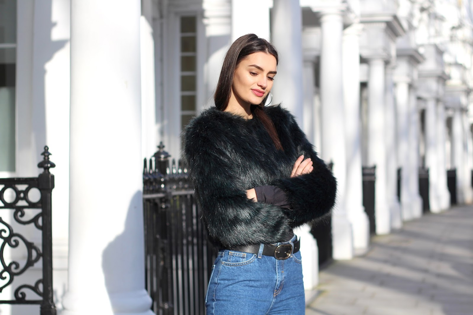 monsoon faux fur jacket peexo blog