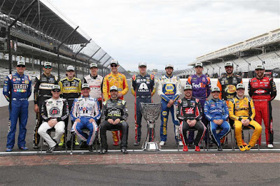 Your 2018 Monster Energy #NASCAR Cup Series Playoffs Drivers