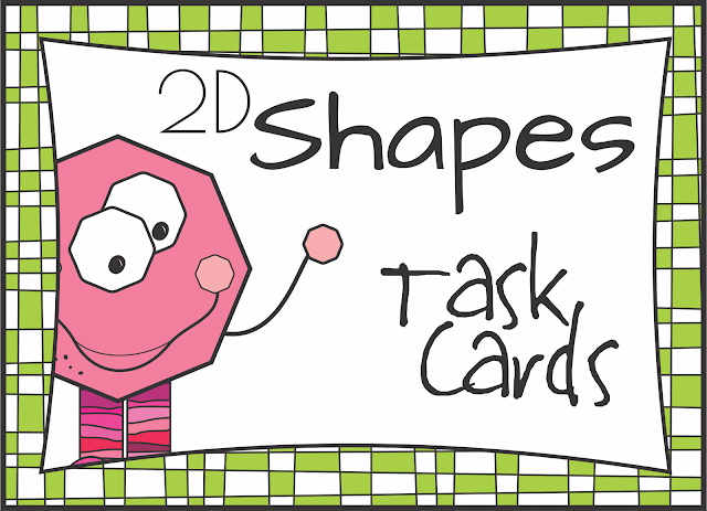 2D Shapes Activity