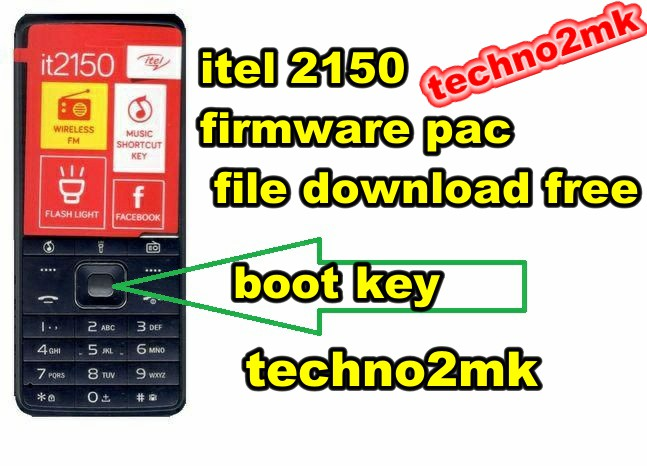 itel 2150 firmware pac file download free
