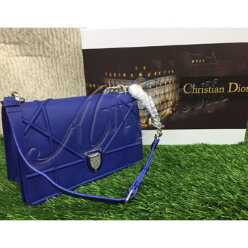 bad708b9cfe7 The Dior Diorama Flap bag was first seen during the Spring Summer 2015  runway show. In fact it was the only one bag featured during the show