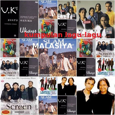 Download Kumpulan Lagu Malaysia Mp3 Terbaik TRPOPULER