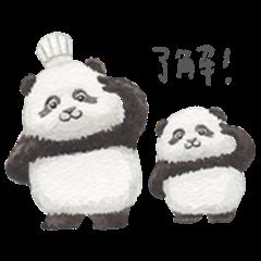 Popular Ohisama Kitchen Panda-kun
