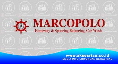 Lowongan Kerja Marcopolo Homestay Pekanbaru Maret 2018