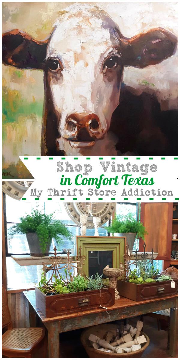 Comfort Texas