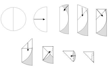 Cómo hacer triángulos de masa filo o pasta brick