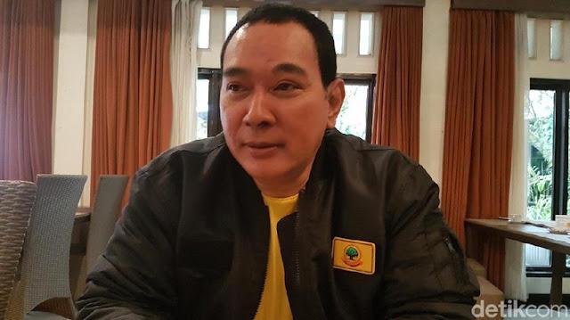 Manuver Tommy Soeharto Goyang Jokowi di Papua