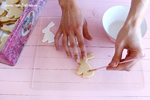 Cómo hacer almíbar para galletas