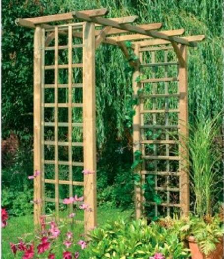 Make Your Garden Beautiful With The Garden Trellis Noz