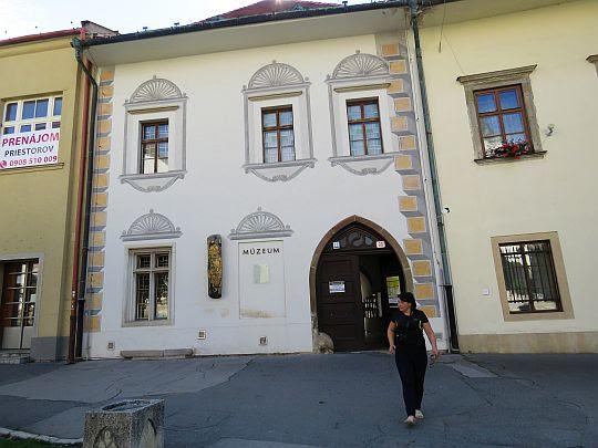 Dom Mistrza Pawła.