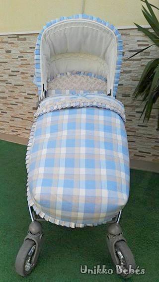 capota celeste silla Bebecar Spot