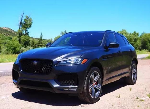 Introducing The 2018 Jaguar F-Pace