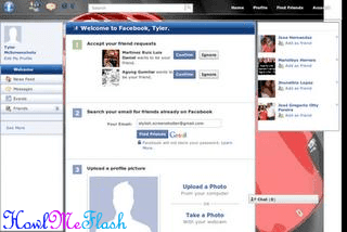 How to Change Facebook Theme, Color and Appearance