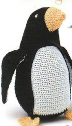 Petit ami pingouin
