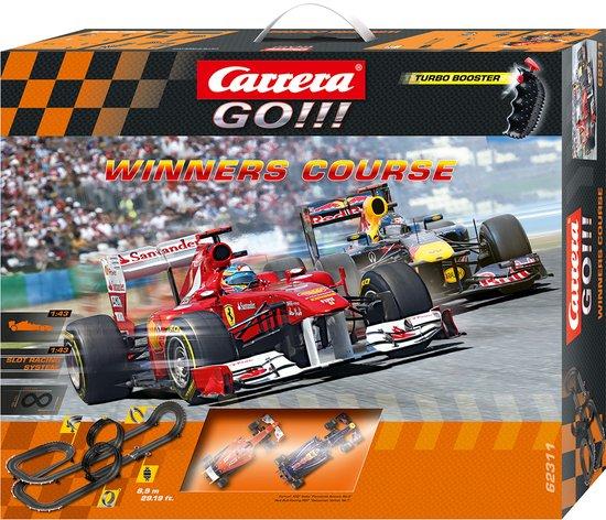 Carrera racebaan - cool kado