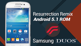 Cara Install dan Upgrade Samsung Duos GT-I9082 ke Android 5.0.1 Lollipop menggunakan cwm recovery
