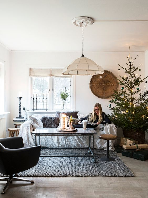 45 Swedish Farmhouse Christmas Decor Moments {Part 1 ...