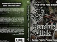 Buku Sonduk Hela berbahasa batak karya Tansiswo Siagian