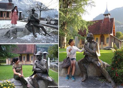 gaslighthouse.blogspot.com Sherlock Holmes Meiringen Reichenbach Falls Switzerland