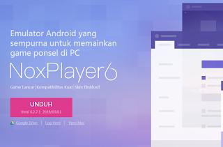nox emulator android