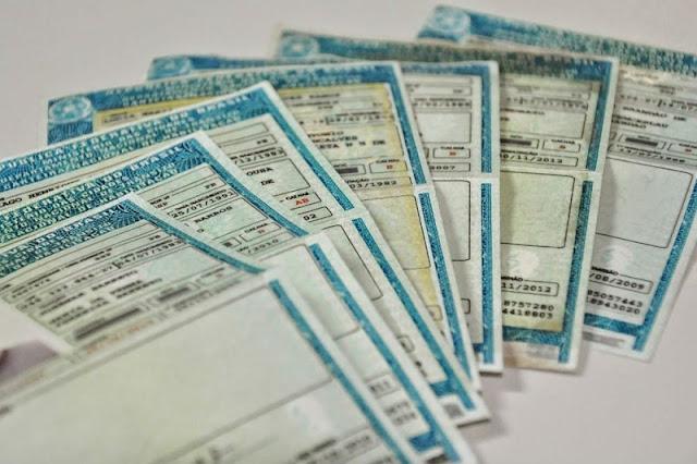 Documentos necessários para alugar um carro nos EUA