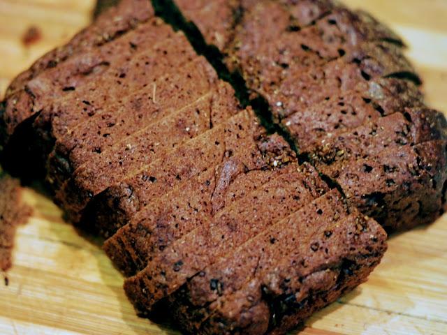 dried rye bread