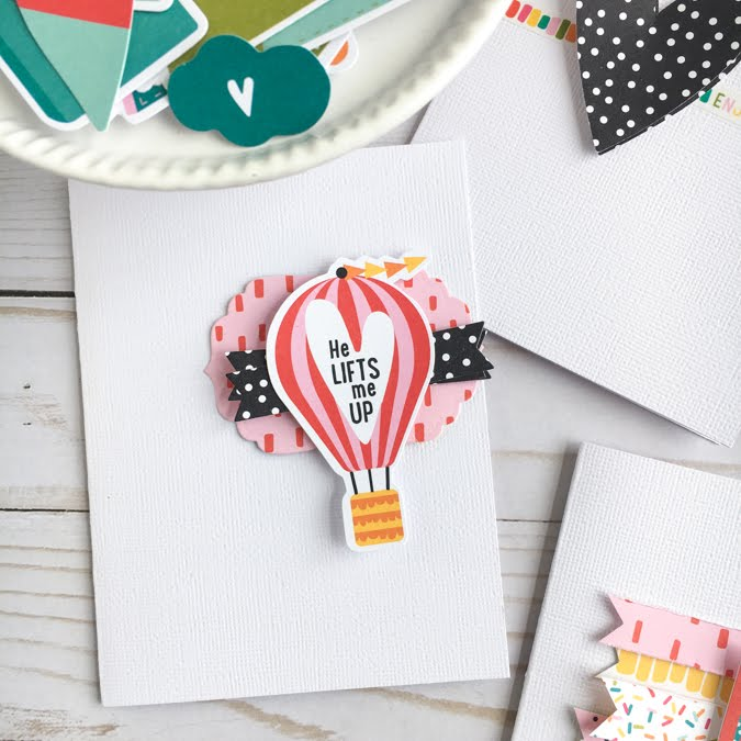National Letter Writing Month and Illustrated Faith Card Tutorial