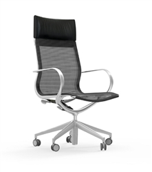 Cherryman iDesk Curva Chairs at OfficeAnything.com
