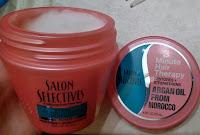 salon selectives argan deep oil conditioner DOLLAR TREE haul cheap drugstore beauty hack