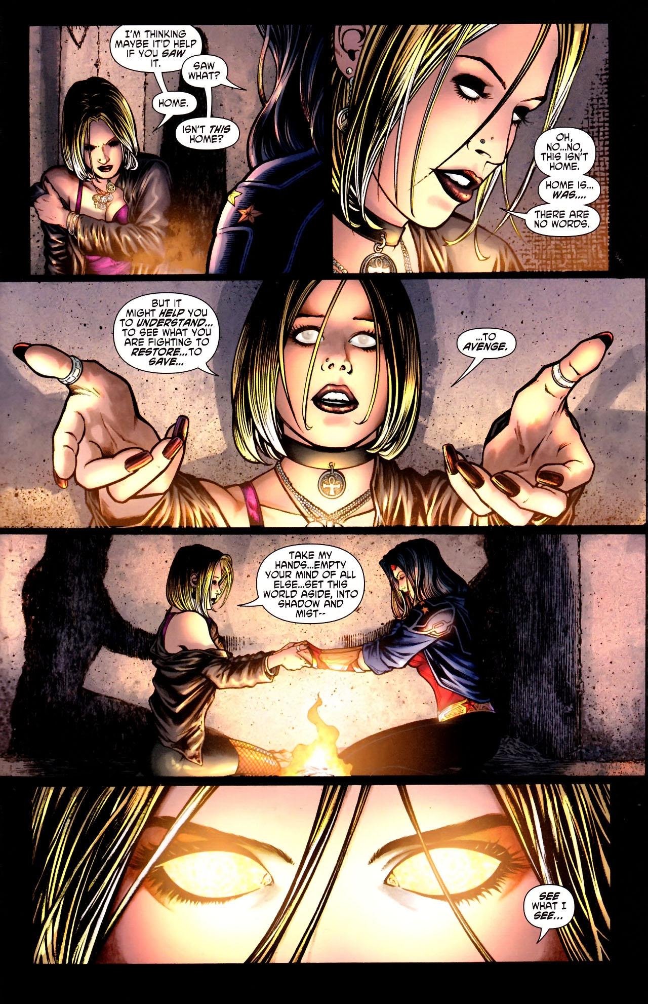 Read online Wonder Woman (2006) comic -  Issue #600 - 44