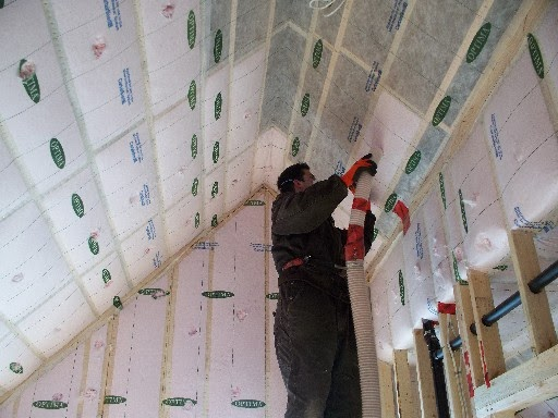Muskoka Insulation Experts Safe Alternative To Spray Foam