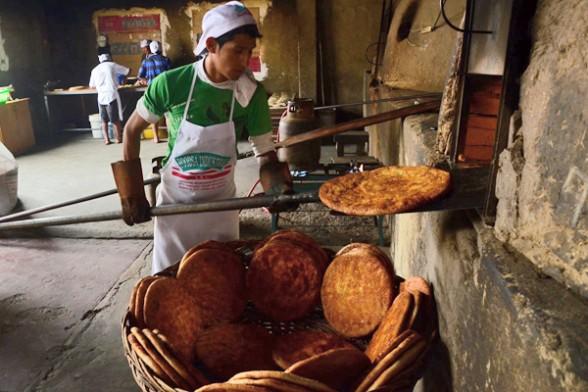 Pan de Arani integral - Foto: Radio Pio XII
