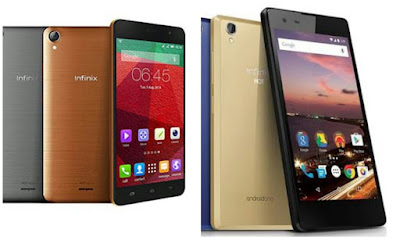 Infinix Hot Note VS Infinix Hot 2