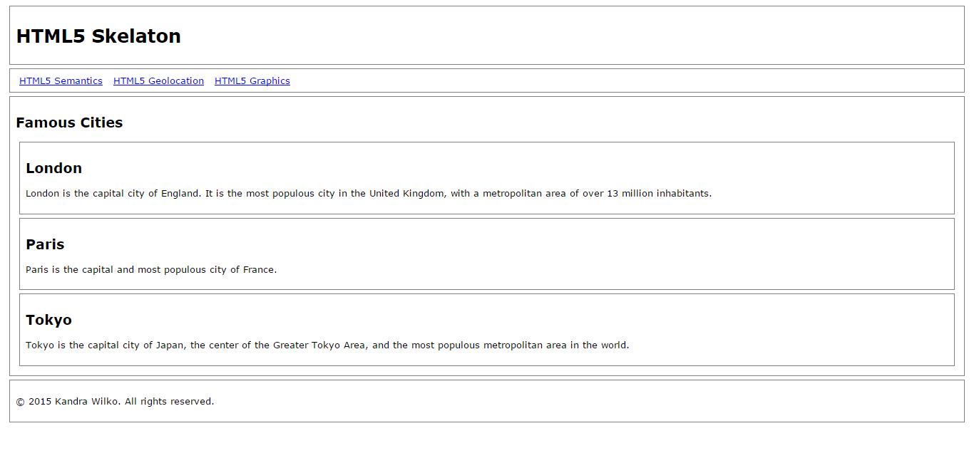 Belajar HTML5 dan CSS3 Untuk Persiapan Buat Template Blog Sendiri