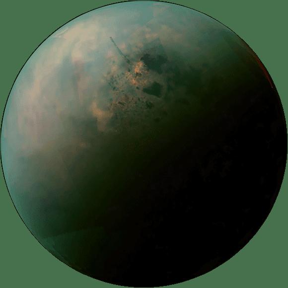 enc233lado o sat233lite em saturno capaz de sustentar a vida