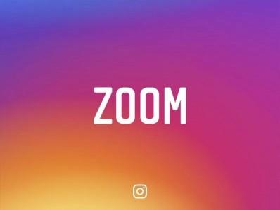 Zoom en instagram - MasFB