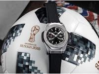 Merk Hublot Rilis Jam Tangan Bernuansa Piala Dunia 2018 Rusia