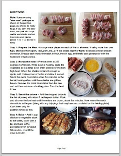 Cleo coyle recipes why city chicken on a stick has no cleo coyle city chicken pdf coverg forumfinder
