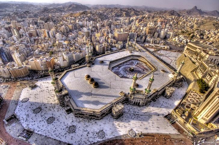 Kisah Penghancuran Ka'bah Menjelang Datangnya Kiamat